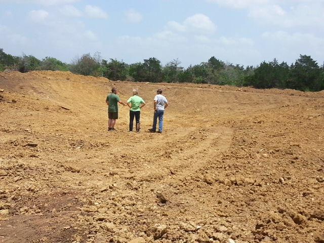 Excavating Services Bastrop TX